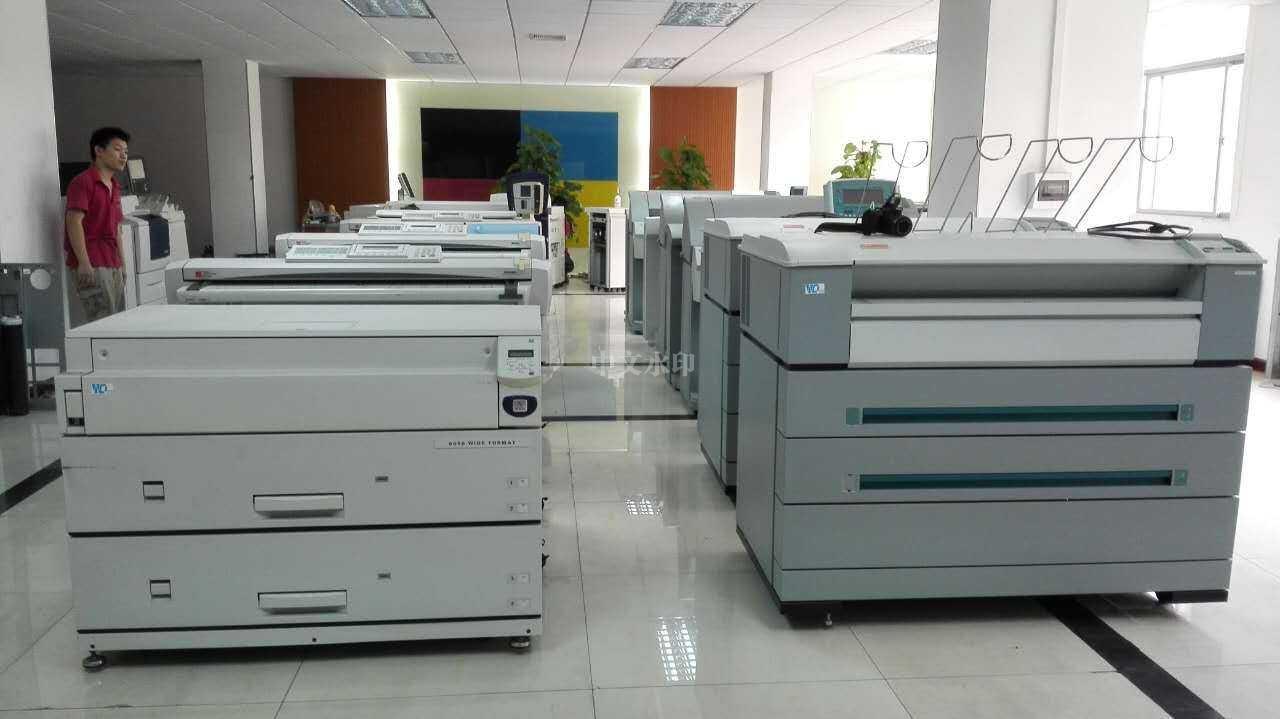打印机工程机