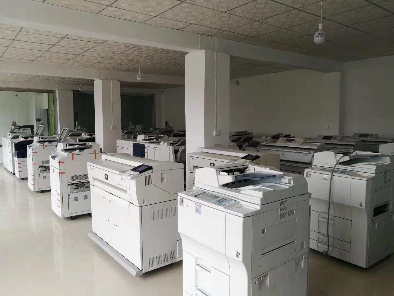 青海彩色打印机租赁