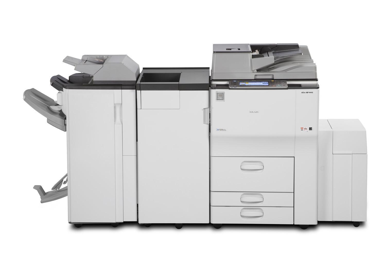 理光7502多功能打印机